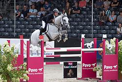 Greve Willem, NED, Gogo Karla V<br /> KWPN Kampioenschappen - Ermelo 2018<br /> © Hippo Foto - Dirk Caremans<br /> 16/08/2018