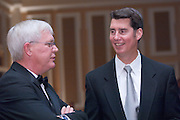 18450Alumni Awards Gala: Homecoming Oct. 12, ...Mark Arnold, BSIS '81(medal of merit),  and Dean Irwin