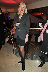 ANNEKA RICE at the Costa Book Awards 2010 held at Quaglino's, 16 Bury Street, London on 25th January 2011.
