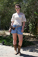 Kaitlyn Dever at the Nylon Coachella Party 2015