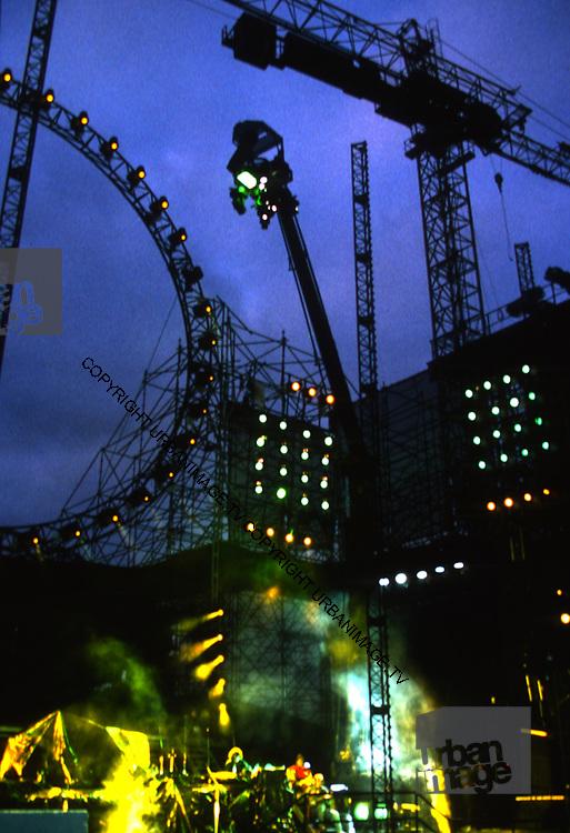 Pink Floyd - The Wall - Berlin