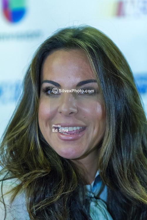 Fontana, CA/USA (Sunday, March 24, 2013) -  Mexico's most acclaimed and popular actresses, Kate del Castillo, serves as Honorary Starter for the NASCAR Sprint Cup Series' Auto Club 400 at Auto Club Speedway.  She has graced the covers of the top Spanish-language magazines, and was People en Español's Best Actress, cover Actress of the Year 2011, as well as one of their 'Most Beautiful People' twice. Kate Del Castillo will soon star, alongside popular leading men Carlos Ponce and Christian Meier, in 'Arranque de Pasion, La Historia de Ela,' an original webnovela co-production between Univision Studios and Kate del Castillo Productions, Inc., in association with NASCAR. PHOTO © Eduardo E. Silva/SILVEX.PHOTOSHELTER.COM.