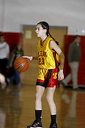 Basketball 2009 Girls Olean Modified Basketball vs Salamanca