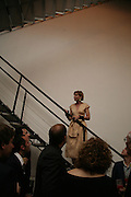 Julia Peyton-Jones, Party hosted by Sir Richard and Lady Ruth Rogers at their house in Chelsea  to celebrate the extraordinary achievement of completing this year's Pavilion  by Olafur Eliasson and Kjetil Thorsenat at the Serpentine.  13 September 2007. -DO NOT ARCHIVE-© Copyright Photograph by Dafydd Jones. 248 Clapham Rd. London SW9 0PZ. Tel 0207 820 0771. www.dafjones.com.