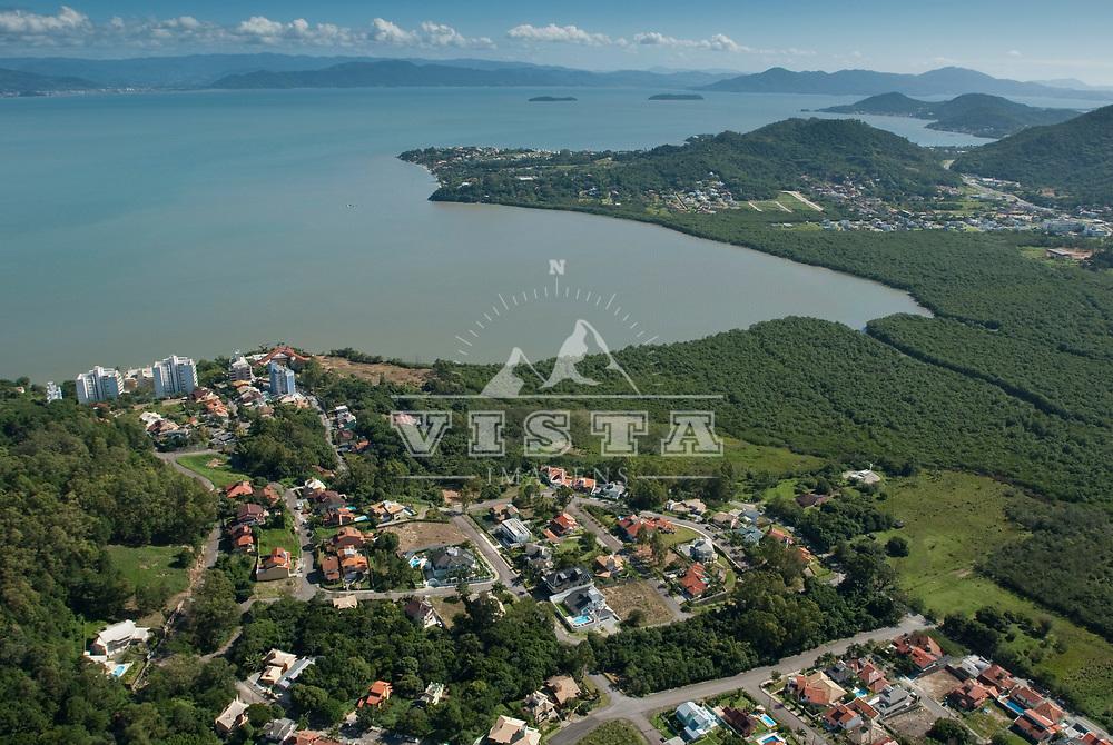 USO EXCLUSIVO VINLANDA Fotos aereas de Florianopolis, Bairro Joao Paulo, Santa Catarina, Brasil. Foto de Ze Paiva, Vista Imagens