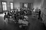 15/11/1966<br /> 11/15/1966<br /> 15 November 1966<br /> Fish Scholarship course at I.C.A. at An Grianan, Termonfeckin, Co. Louth, organised by Bord Iascaigh Mhara. The delegates from I.C.A. Guilds around the country were given a course in fish cookery and lectures and demonstration techniques to impart to their Guilds.