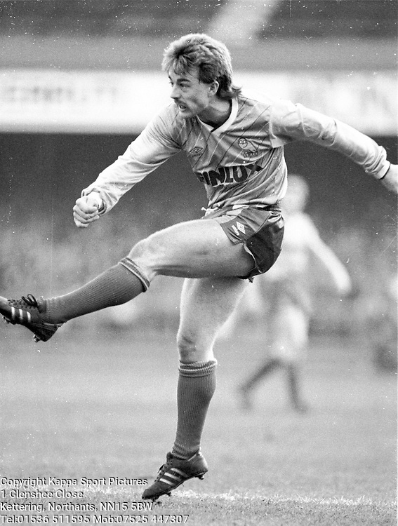 Ian Snodin Sheefield United 198615-1980s-1994 FOOTBALLING LEGENDS (Pre Premiership)