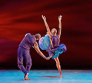 Alvin Ailey American Dance Theater<br /> at <br /> Sadler&rsquo;s Wells London Season and subsequent UK Tour 6 Sept &ndash; 19 Oct 2016<br /> <br /> <br /> Artistic director Robert Battle<br /> <br /> 7th September 2016 <br /> <br /> Fana Tesfagiorgis <br /> <br /> Open Door <br /> rehearsal <br /> <br /> Alvin Ailey American Dance Theater, founded in 1958, is recognised by the U.S. Congress as a vital American &ldquo;Cultural Ambassador to the World.&rdquo;  Under the leadership of Artistic Director Robert Battle, Ailey&rsquo;s performances celebrate the human spirit through the African-American cultural experience and the American modern dance tradition.  In almost six decades, Ailey&rsquo;s artists have performed for over 25 million people in 71 countries on six continents and continue to wow audiences and critics around the world.<br /> <br />  <br /> <br /> Open Door (UK PREMIERE) Choreography by Ronald K. Brown / Music: Arturo O&rsquo;Farrill and the Afro-Latin Jazz Orchestra. Acclaimed choreographer Ronald K. Brown&rsquo;s Cuban-inspired Open Door is a work for 10 dancers set to the music of Arturo O&rsquo;Farrill and the Afro-Latin Jazz Orchestra, including their recent Grammy-Award winning album Cuba: The Conversation Continues. Brown&rsquo;s travels to Cuba inspired much of the movement, from the salsa partnering to the references to Elegba &ndash; the Santer&iacute;a god who opens pathways.  A testament to the power of dance and music as vehicles for culture and compassion, Open Door marked Brown&rsquo;s sixth work for the Company. <br /> <br /> <br /> <br /> <br /> <br /> Photograph by Elliott Franks <br /> Image licensed to Elliott Franks Photography Services
