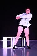 Mannheim. 10.02.17 | BILD- ID 066 |<br /> Dance Professional Mannheim zeigt eine Jahres-Show, in der sich junge Tanztalente präsentieren, die sich momentan auf eine Tanzausbildung vorbereiten.<br /> - Clara Wagner<br /> Bild: Markus Prosswitz 10FEB17 / masterpress (Bild ist honorarpflichtig - No Model Release!)
