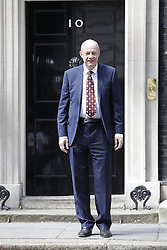 © Licensed to London News Pictures. 14/07/2016. London, UK. Damian Green leaves Number 10 Downing Street on © Licensed to London News Pictures. 14/07/2016. London, UK. Andrea Leadsom leaves Number 10 Downing Street on Prime Minister Theresa May's first full day in office. Photo credit: Peter Macdiarmid/LNP Minister Theresa May's first full day in office. Photo credit: Peter Macdiarmid/LNP