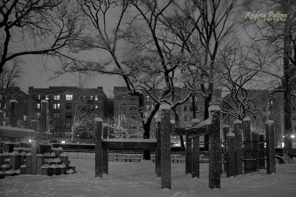 Central Park North Playground, New York