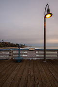 San Clemente Pier Looking South