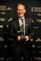 Jean Marc FURLAN  - 17.05.2015 - Ceremonie des Trophees UNFP 2015<br />