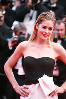 Doutzen Kroes at the gala screening for the film Sicario at the 68th Cannes Film Festival, Tuesday May 19th 2015, Cannes, France.