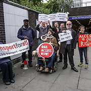 Fight Rail Access Cuts with Transport For All