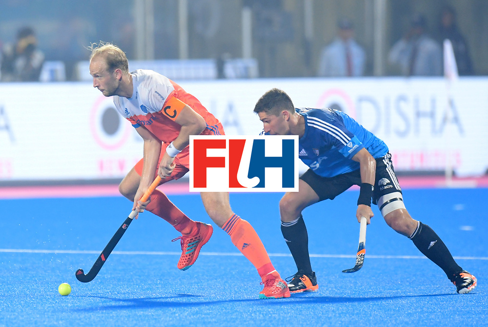 Odisha Men's Hockey World League Final Bhubaneswar 2017<br /> Match id:08<br /> Netherlands v Argentina<br /> Foto: Billy Bakker (Ned) <br /> WORLDSPORTPICS COPYRIGHT FRANK UIJLENBROEK