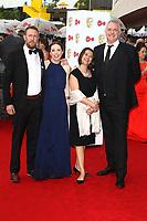 Alex Horne, Greg Davies, British Academy Television Awards, Royal Festival Hall, London UK, 14 May 2017, Photo by Richard Goldschmidt