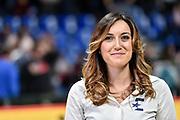 Giulia Cicchinè<br /> A X Armani Exchange Olimpia Milano - Umana Reyer Venezia<br /> Semifinale<br /> LBA Legabasket Serie A Final 8 Coppa Italia 2019-2020<br /> Pesaro, 15/02/2020<br /> Foto L.Canu / Ciamillo-Castoria
