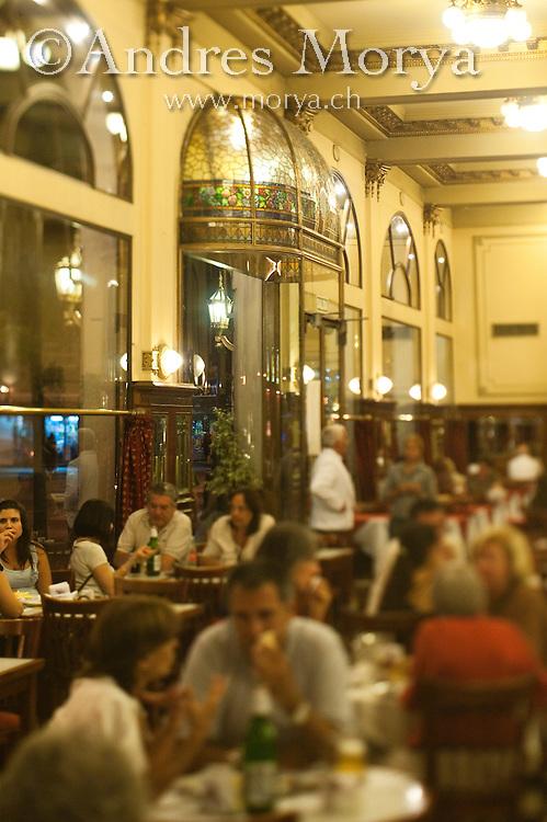 Cafe Confiteria Las Violetas, La Capital Federal, Buenos Aires,  Argentina Image by Andres Morya