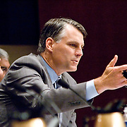 "Timothy Roemer. Panel: FAA Response on 9/11. The 9/11 Commission's 12th public hearing on ""The 9/11 Plot"" and ""National Crisis Management"" was held June 16-17, 2004, in Washington, DC."