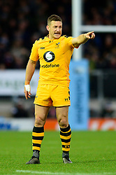 Jimmy Gopperth of Wasps - Mandatory by-line: Dougie Allward/JMP - 30/11/2019 - RUGBY - Sandy Park - Exeter, England - Exeter Chiefs v Wasps - Gallagher Premiership Rugby