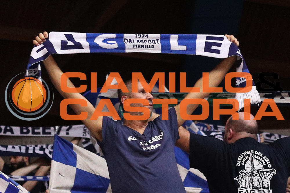 Tifosi Cantù, Red October Cantù vs Banco di Sardegna Sassari - 16 giornata Campionato LBA 2017/2018, PalaDesio Desio 20 gennaio 2018 - foto BERTANI/Ciamillo