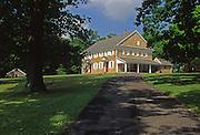 Historic Buckingham Friends Meetinghouse, Quakers, Lahaska, Bucks Co., PA