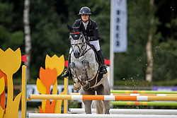 Laseur Megan, Justinov VL<br /> KWPN Kampioenschappen - Ermelo 2019<br /> © Hippo Foto - Dirk Caremans<br /> Laseur Megan, Justinov VL