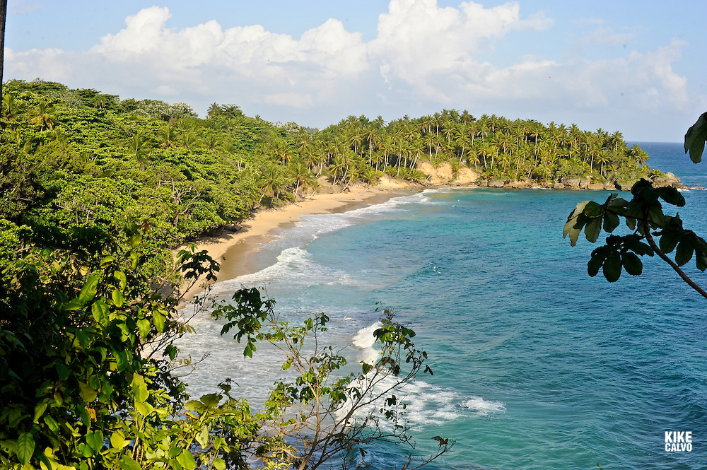 Occupying 2000 acres on the north coast of the Dominican Republic with almost 7 miles of exposure to the Atlantic Ocean, lies The Playa Grande - Cabrera area, beginning approximately 120 km east of Puerto Plata was rated as 'one of the top ten most beautiful beaches in the world' by Conde? Nast travel magazine.
