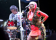 Blondie at The Clyde Auditorium, Glasgow July 2013
