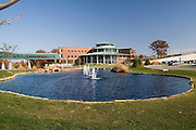 St. Louis Missouri MO USA, University of Missouri St. Louis. Student union building