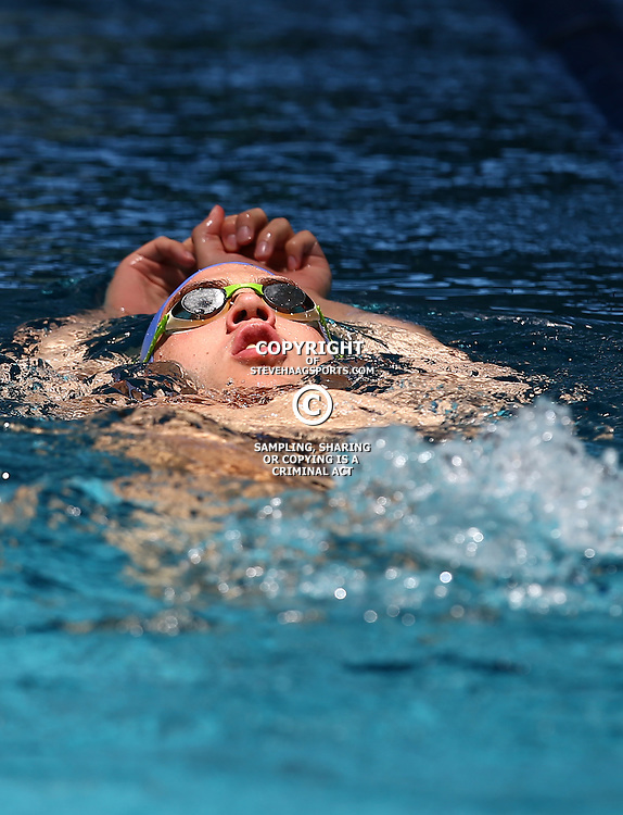 DURBAN, SOUTH AFRICA, February 6 2016 - GV during Day 3  the second&nbsp;leg of the 2016 South African Swimming Grand Prix series at the  Kings Park Swimming Pool Durban South Africa. (Photo by Steve Haag)<br /> Images for social media must have consent from Steve Haag