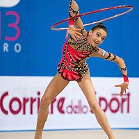 "5° International Tournament ""Città di Pesaro"" Senior Individuals All Around Hoop/Ball"