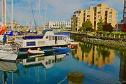 Victoria, Canada, Fisherman's Wharf Victoria, Canada, harbor
