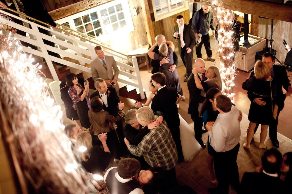 A beautiful wedding at The Grafton Inn, in Grafton Vermont.