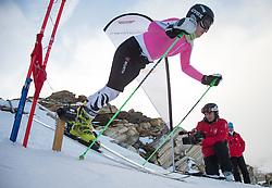 07.10.2013, Moelltaler Gletscher, Flattach, AUT, DSV Medientag, im Bild Simona Hoesl // Simona Hoesl during the media day of German Ski Federation DSV at Moelltaler glacier in Flattach, Austria on 2013/10/07. EXPA Pictures © 2013, PhotoCredit: EXPA/ Johann Groder
