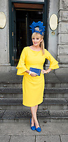 03/08/2017   Repro free   Brid O Driscoll Kinvara at Hotel Meyrick for Galway's 'Most Stylish Lady' Competition, at a glamorous evening reception in the Parlour Lounge of Hotel Meyrick on Ladies Day of the Galway Races. Head judge this year was the stunning Lorraine Keane,  assisted by fellow fashion experts Mandy Maher owner of Catwalk Modelling Agency and Irish model, Mary Lee.  Photo: Andrew Downes, xposure