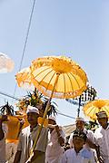 Festival in Bedugul on the shores of Lake Tamblingan