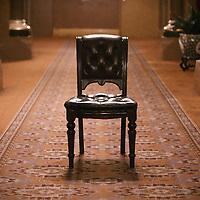 decorative chair in interior