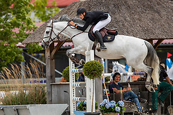 Thometschek Thomas, BEL, Emona Rv<br /> Belgisch kampioenschap Young Riders - Azelhof - Lier 2019<br /> © Hippo Foto - Dirk Caremans<br /> 30/05/2019
