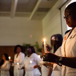 UVI Nursing Pin Ceremony