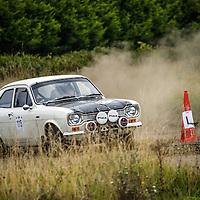 Car 115 Nick Jarvis John Kiff Triumph TR4