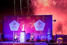 Flame Lighting for Pyeongchang
