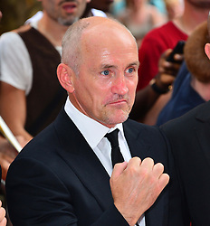 Red 2 UK film premiere.<br /> Barry McGuigan during the premiere of the sequel to 2010's graphic novel adaption, about a group of retired assassins. <br /> Empire Leicester Square<br /> London, United Kingdom<br /> Monday, 22nd July 2013<br /> Picture by Nils Jorgensen / i-Images