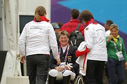 Näpel, Britta ;<br /> , <br /> London Paralympics 2012<br /> Grade II<br /> © www.sportfotos-lafrentz.de/ Stefan Lafrentz