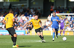 Alfie Kilgour of Bristol Rovers passes the ball - Mandatory by-line: Arron Gent/JMP - 21/09/2019 - FOOTBALL - Cherry Red Records Stadium - Kingston upon Thames, England - AFC Wimbledon v Bristol Rovers - Sky Bet League One