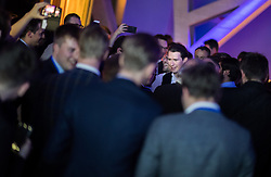 "12.04.2019, Palais Wertheim, Wien, AUT, ÖVP, ""Europa-Get-Together"" der Jungen Österreichischen Volkspartei. im Bild Bundeskanzler Sebastian Kurz (ÖVP) // Austrian Federal Chancellor Sebastian Kurz during get together of the Youth of the European People's Party regarding to Eurpean Parliment Elections of the Austrian People' s Party in Vienna, Austria on 2019/04/12. EXPA Pictures © 2019, PhotoCredit: EXPA/ Michael Gruber"