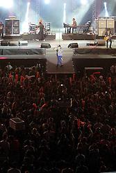 Jota Quest no palco principal do Planeta Atlântida 2014/SC, que acontece nos dias 17 e 18 de janeiro de 2014 no Sapiens Parque, em Florianópolis. FOTO: Itamar Aguiar/Agência Preview