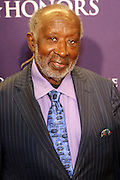 January 12, 2013- Washington, D.C- Music Executive Clarence Avant (Honoree) attends the 2013 BET Honors Red Carpet held at the Warner Theater on January 12, 2013 in Washington, DC. BET Honors is a night celebrating distinguished African Americans performing at exceptional levels in the areas of music, literature, entertainment, media service and education. (Terrence Jennings)