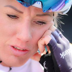 16-04-2016: Wielrennen: IJsseldelta Topcompetitie vrouwen: Zwolle<br />ZWOLLE (NED) wielrennen Wind was in deze editie de grootste tegenstanders van de vrouwen.<br />Moniek Tenniglo